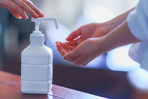 部屋の除菌と換気など拡散防止策_1