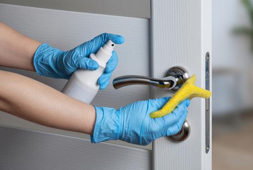 部屋の除菌と換気など拡散防止策_2